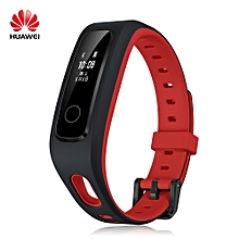 HUAWEI Honor 4 Smart Bracelet for Running Fitness Tracker Sports Wristband  - RED