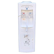 Hot and Cold Water Dispenser-White