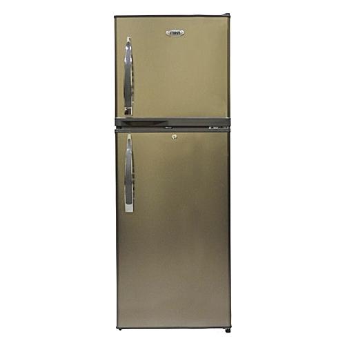 MRDCD95DS - Refrigerator, Double Door, 9.5Cu.Ft, 168 Litres - Dark Silver