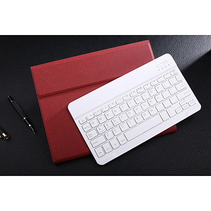 Detachable Keyboard Case Smart Flip Cover For iPad 9 7 2017/2018 Pro Air 2/1