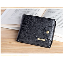 Black Men wallet