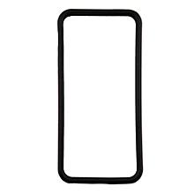 CO High Quality TPU Frame Bumper Case For Apple Iphone 5G-purple&black