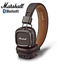 Marshal Major II Bluetooth Wireless On-Ear Headphones JY-M