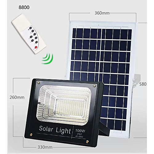 Solar Flood Light 100W IP67