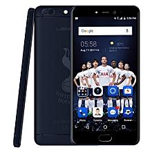 T5 5.5-Inch FHD (4GB RAM, 64GB ROM) Android 7.0 Nougat (13MP + 5MP) + 13MP, 4G LTE Smartphone(Dark Blue)