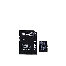 4GB - Memory Card - Black