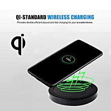 Qi Wireless Power Charger Charging Pad For Samsung Galaxy S8/S8 Plus BK