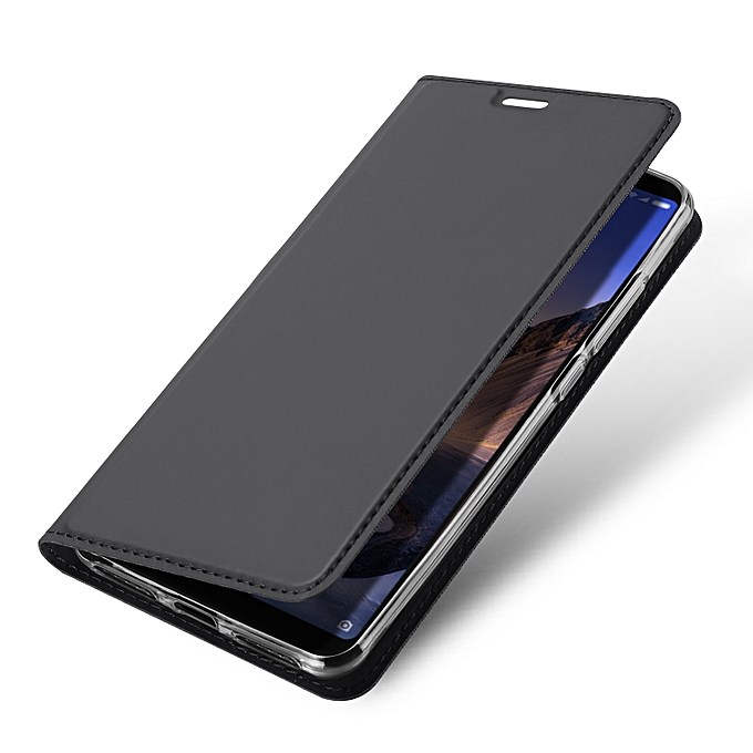 ... Xiaomi Mi Max 3 Leather Case, Pu Leather Flip Wallet Case Cover For Xiaomi Mi ...