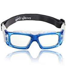 Basketball Cycling Football Sports Protective Eyewear Goggles Eye Safety Glasses Blue