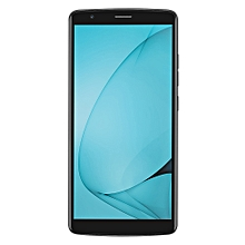 A20 3G Smartphone 5.5 inch MTK6580 Quad Core 1.3GHz 1GB RAM 8GB ROM Android 8.0 Dual Back Cameras - BLACK