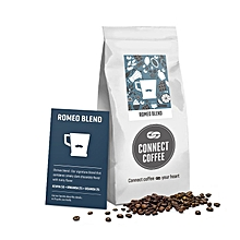 Freshly Roasted  Coffee Beans - Romeo Blend