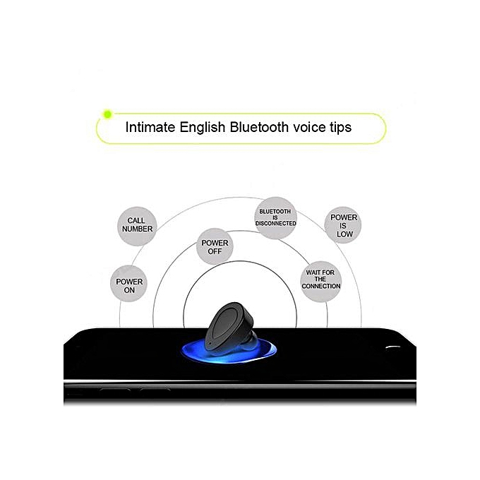 252659bb3fc ... Mini TWS-K2 Free Stereo Twins Wireless Bluetooth 4.1 Headphone In-ear  Headset Earphone ...