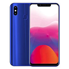 S9, 4GB+32GB, Dual Back Cameras, Face & Fingerprint Identification, 6.18 inch Notch Screen Android 8.1 MTK6750 Octa Core up to 1.5GHz, Network: 4G (Blue)