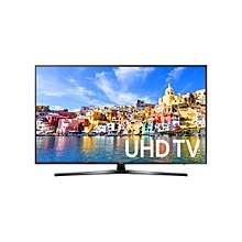 "65"" - UHD 4K Smart TV - UA65NU7100K - Black"