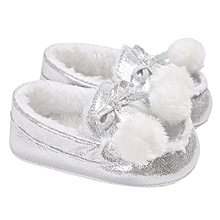 Baby Girl Boys Soft Sole Infant Toddler Newborn Warming Shoes