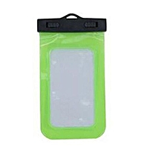 Bluelans Waterproof Phone Pouch Underwater Dry Bag Case Cover For IPhone Samsung Green