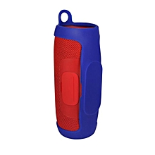 Silicone Wireless Bluetooth Speaker Cover Case Bag Protect For JBL Charge3 -Blue