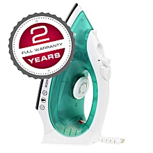 ST-CC7113 - Dry/Steam Iron - 1600W - White & Green.