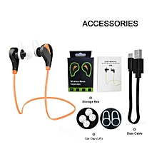 G6 Professional Wireless Bluetooth V4.1 Running CSR8635 Chip In Ear Earphones