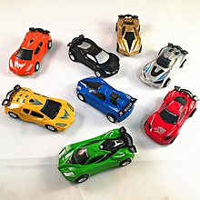 3PCS Baby Toys Mini Plastic Pull Back Model Cars Toy Cute Wheels Car Model Funny Kids Toys For Boys Children Random Color