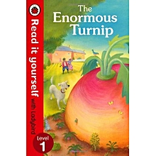 LADYBIRD TALES: THE ENORMOUS TURNIP