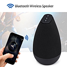 Portable Bluetooth Subwoofer Noise Cancelling Cloth Art Bluetooth Subwoofer Speaker Hands-free Call HiFi Bluetooth Speaker