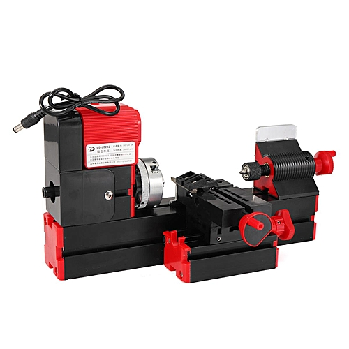 Buy Generic Dc12v 3a 36w Mini Lathe Milling Machine Bench Drill