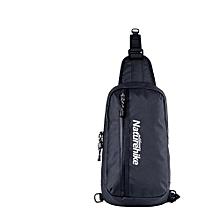 Climbing Bag Waterproof Shoulder Bags Men Women Sport Travel Backpack Bike Cycling Bag(Black)