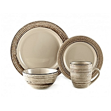16pc Birge Dinner set