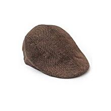 Men Newsboy Cap Hat Gatsby Flat Ivy Golf Cabbie Baker Beret Artist Coffee
