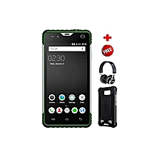"""Discovery1 - 5.5"""" - 16GB + 1GB - Android 6.0 - Dual SIM - 13MP - Green"""