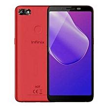 HOT 6 (x606D),16GB + 1GB (Dual SIM), Red