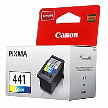 CL-441 Tri-Color Ink Cartridge - Color.