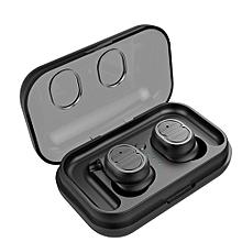 Kapel Bluetooth Headset V5.0 Touch Control Hifi Sound