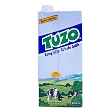 UHT Long Life Whole Milk, 1L