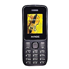 X101 (Dual SIM), Black