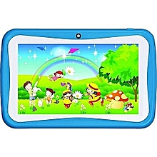 Kids Tablet- 7.0 inch - Android 5.1 Kids Tablet - Quad Core 1.3GHz - 512MB RAM 8GB ROM - WiFi Bluetooth - Blue.