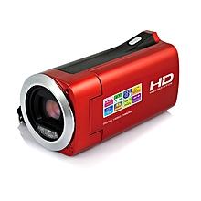 2017 Newest 2.7'' HD Screen Cheapest Digital Video Camera 12 Mega Pixels Video Camera Mini Camera With 4X Zoom And 2 LED Light  LOOKFAR