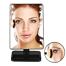 10X Magnifie Lighted Makeup Mirror 20 LED Touch Screen Cosmetic Vanity Mirror