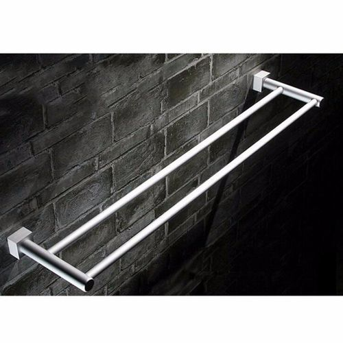 space aluminum towel rack bathroom accessories