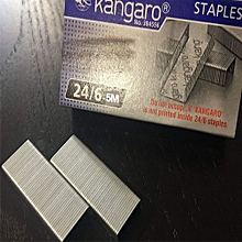 5000 pieces-Leading Kangaro Staples 24/6