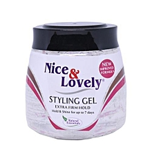 Extrafirm Hold Styling Gel  - 295g