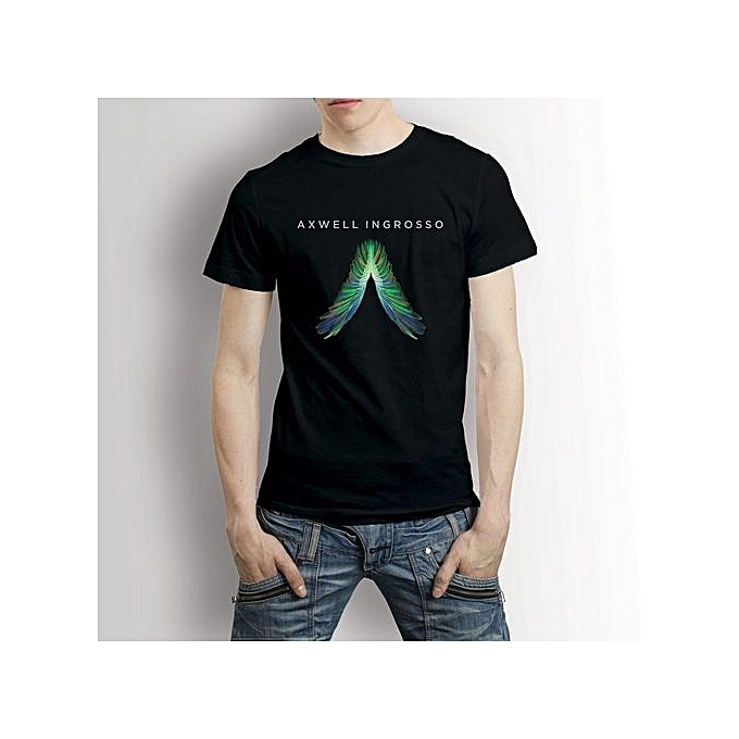 buy generic dj axwell and ingrosso logo electro house music t shirt