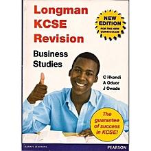 Longman KCSE Revision Business Studies