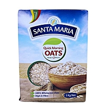 Quick Morning Oats 1kg