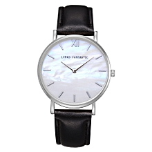 Watch Lvpai Women's Casual Quartz Leather Band Watch Analog Wrist Watch-Multicolor