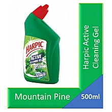 Active Cleaning Gel, Mountain Pine, 500ml