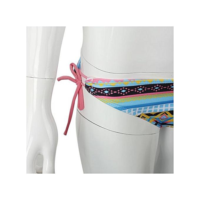 43a7cd707088d ... Xingbiaocao Summer Sexy Women Bikini Set Push-up Padded Bra Swimsuit  Swimwear PK M