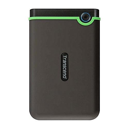 StoreJet 25M3 - External Hard Drive - USB 3.1  - 1TB - Grey