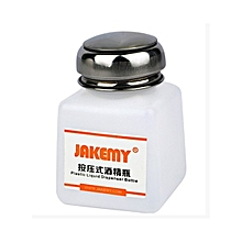 JAKEMY JM-Z10 120ml Plastic Liquid Dispenser Bottle Pumping Bottle